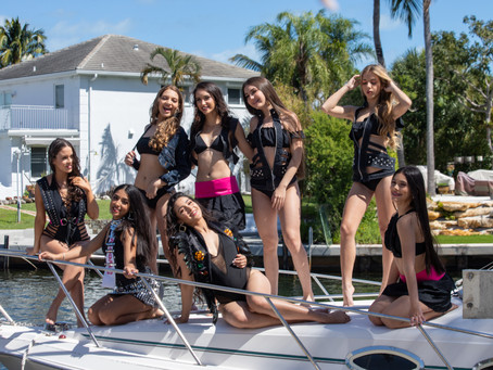 Miss Cuba US 2020 Swimwear and Fashion Photo Shoot Gables by the Sea