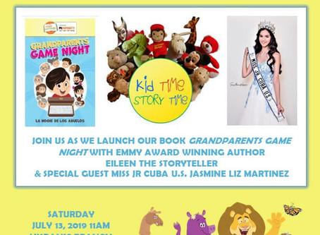 Read Conmigo Book Launch