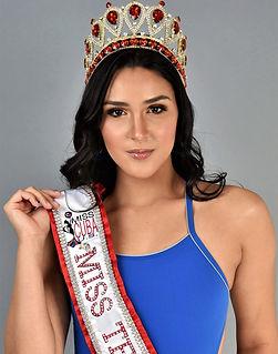 Miss Teen Cuba U.S. 2020, Elisa Gregorio Vera