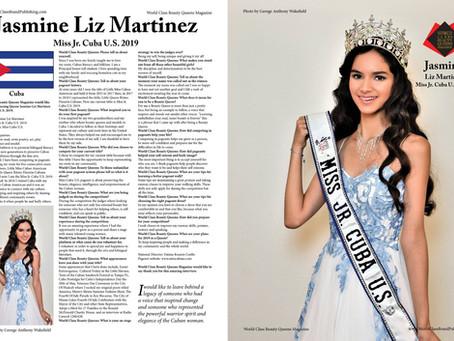 Magazine Feature: World Class Beauty Queens Magazine