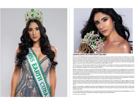 Magazine Feature: Crowns Magazine September 2021
