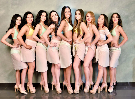 Miss Cuba US 2019 Pageant Official Photo Shoot