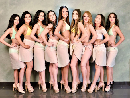 Miss Cuba US 2019 Pageant Official Photo Shoot