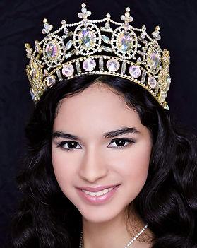 Miss Jr. Cuba U.S. 2019, Jasmine Liz Martinez