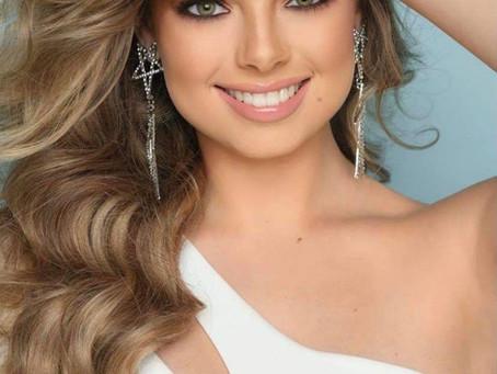 Veronica Delgado es la nueva Miss Florida Belleza Latina