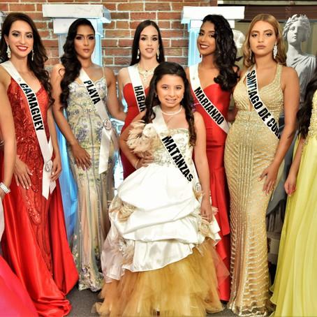 Miss Cuba US 2020 Traje de Gala y Pregunta Final