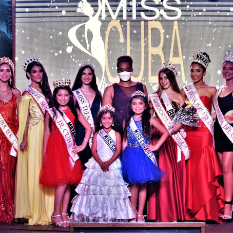 Miss Cuba US 2020 Final Gala Crowning Ceremony