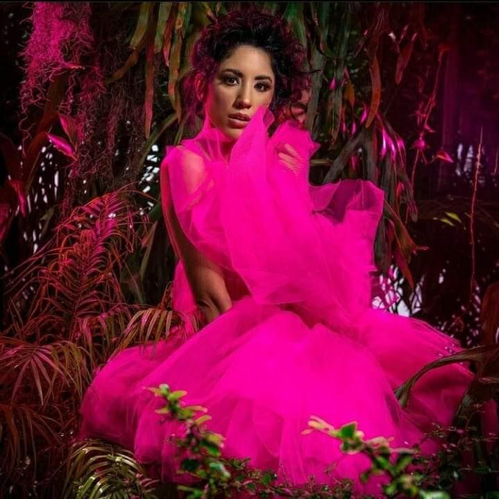Miss Earth Cuba 2021, Cynthia Linnet Lau, Rebel Magazine
