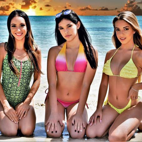 Photo Shoot: Beach Swimwear 2021