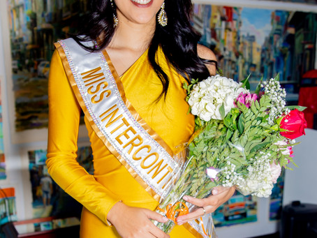 Meet the new Miss Intercontinental Cuba 2018