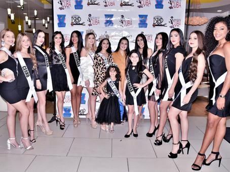Miss Cuba US 2020 Sash Ceremony