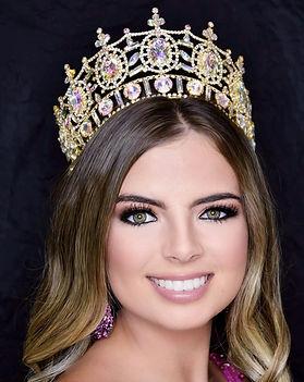 Miss Teen Cuba U.S. 2019, Veronica Delgado