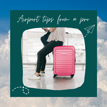 Do you want to navigate the airport like a professional traveler?