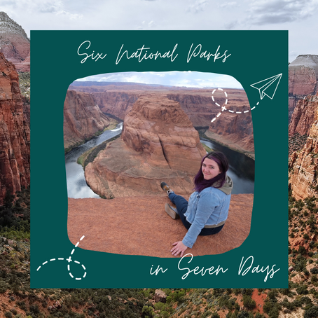 6 National Parks in 7 Days: How did we do it?