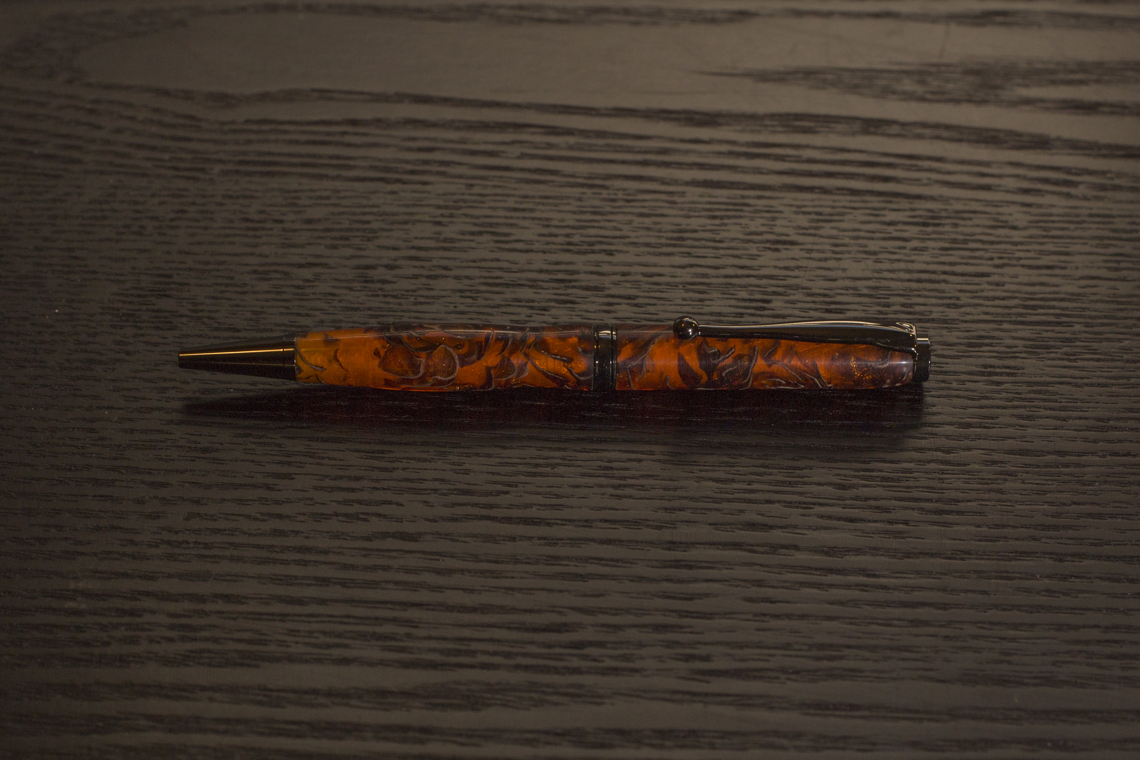 Pine Cone Twist Pen