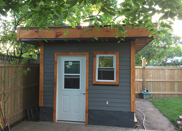 Custom Backyard Sheds