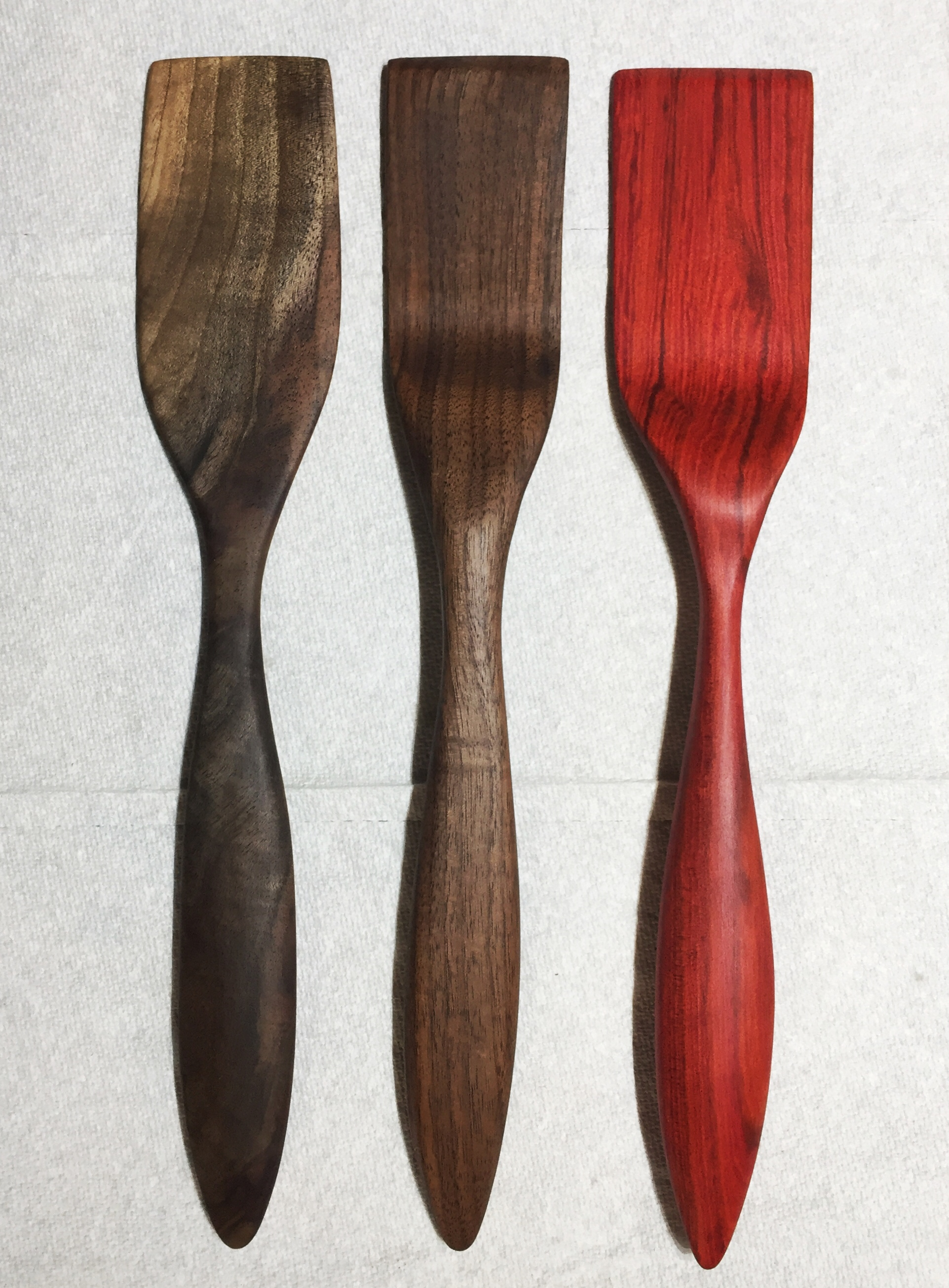 Hand Carved Kitchen Utensils