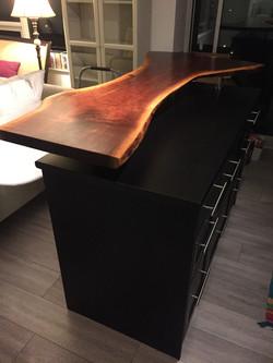 Counter Top and Island Assembly