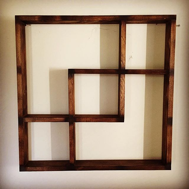 Modern Wall Mount Shelf