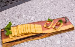 Red Cedar Serving Tray Board