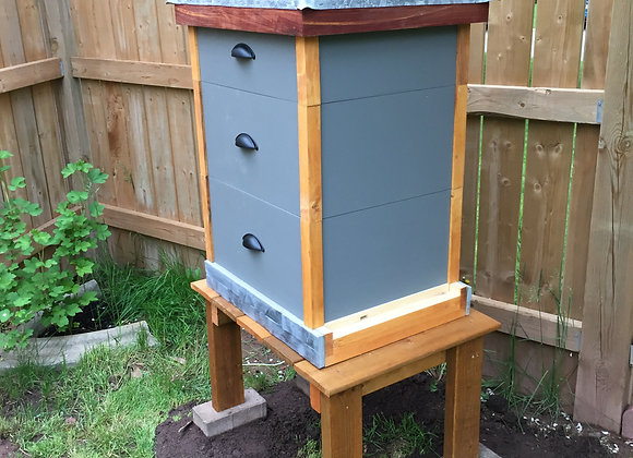 Custom Bee Hives