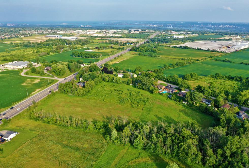 "The Second Field AKA ""Highway 6 Field"""