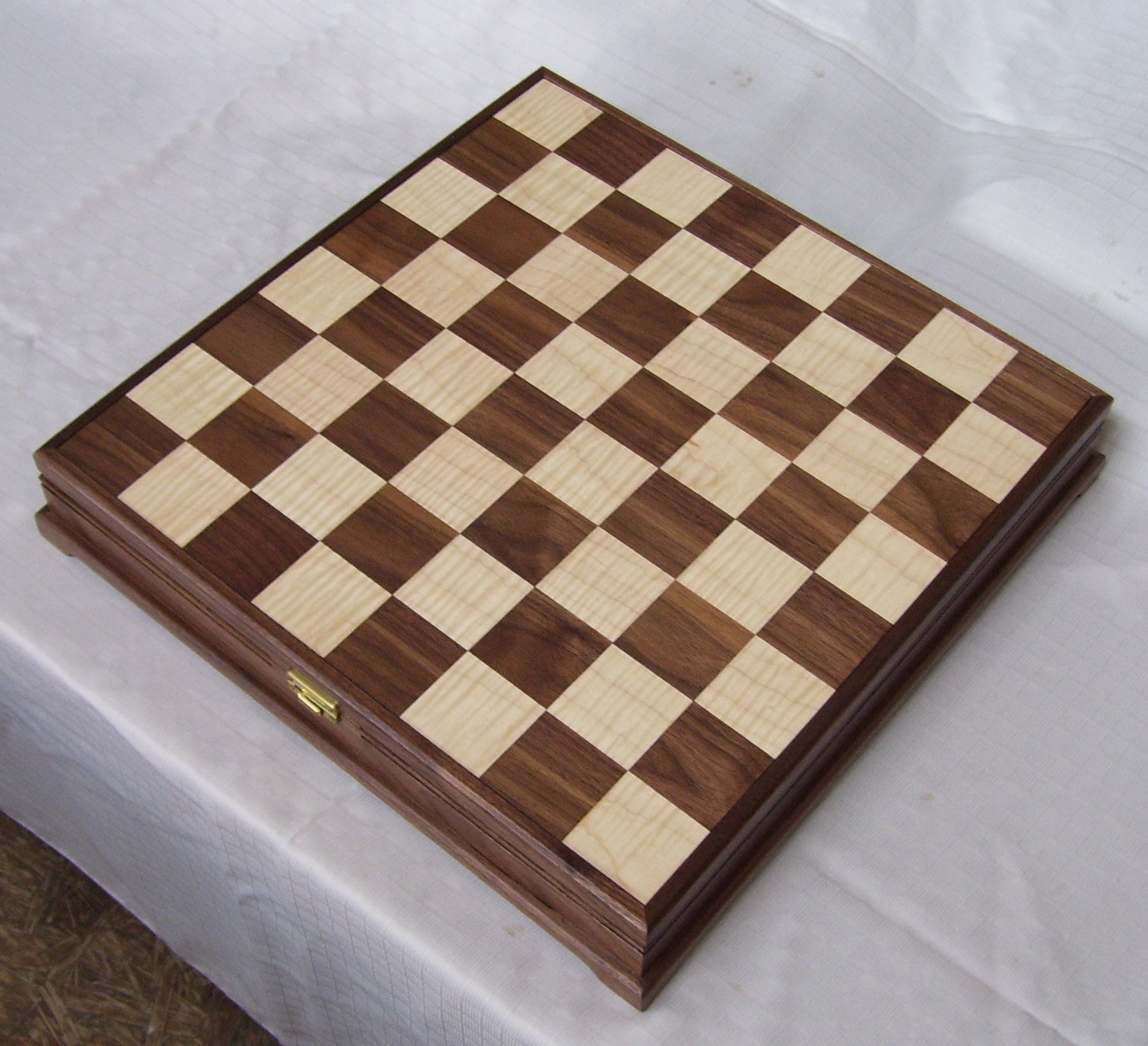 Chessboard with Storage