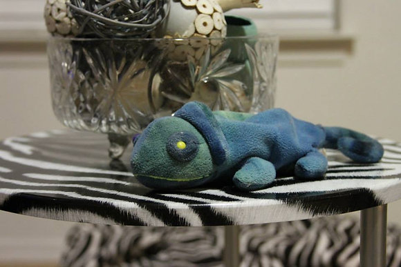 Stuffed Gecko