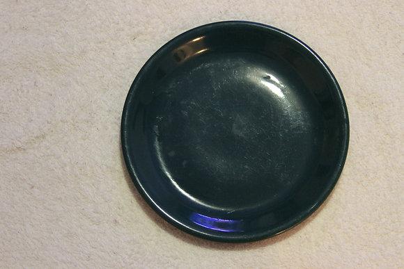 Single Green Plate