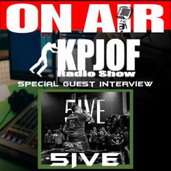 KPJOF Guest Interview 5ive