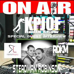 Steadman Robinson Guest KPJOF
