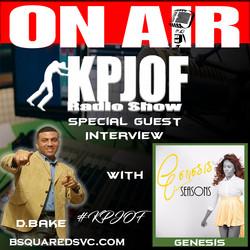 KPJOF Guest Interview Genesis