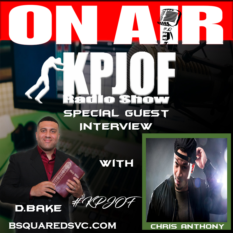 KPJOF Guest Interview Chris Anthony