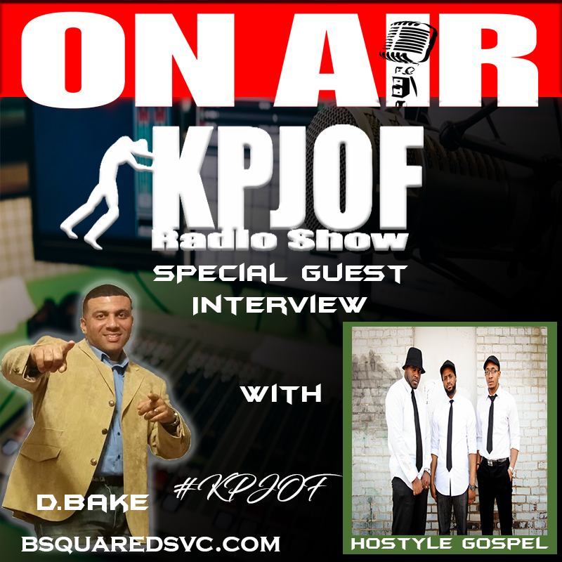 KPJOF Guest Interview Hostyle Gospel