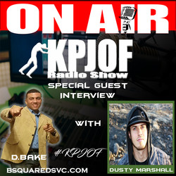 KPJOF Guest Interview Dusty Marshall