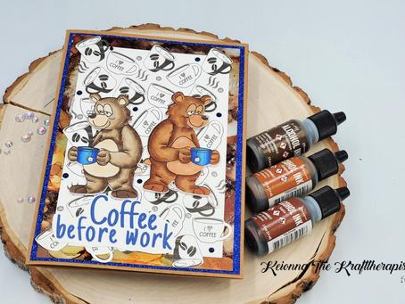 Coffee before Workee!!! Coffee lovers blog hop