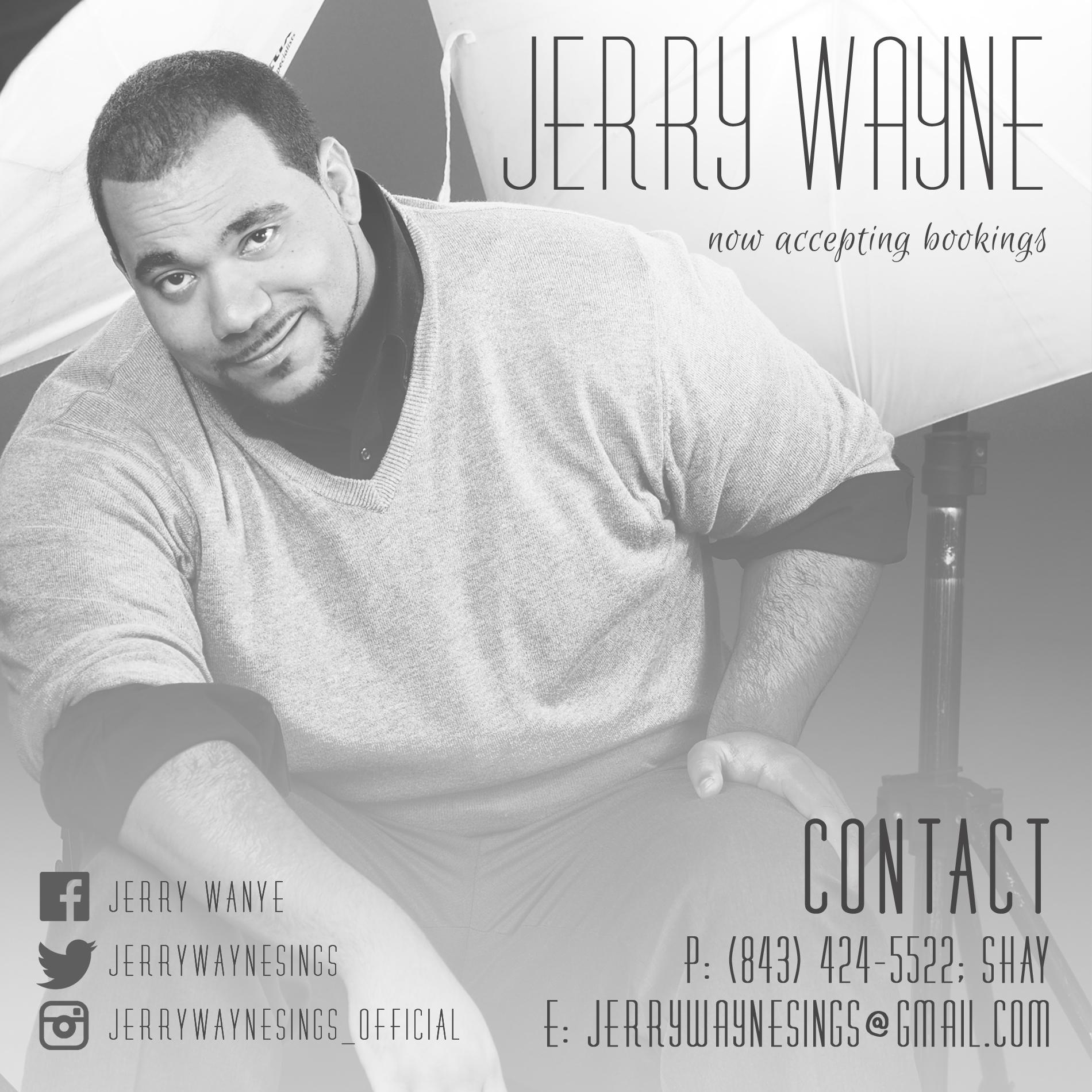 Jerry Wayne