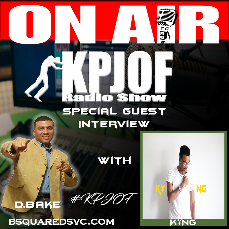 KPJOF Guest Interview K¥NG