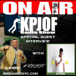 KPJOF Guest Interview K¥NG