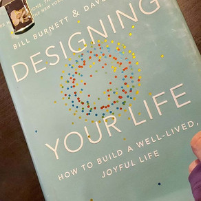 Book Recommendation: Designing Your Life by Bill Burnett &, Dave Evans