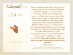 """HAIKUS BY """"KELAYNAK"""" TAN HAIKULAR"""