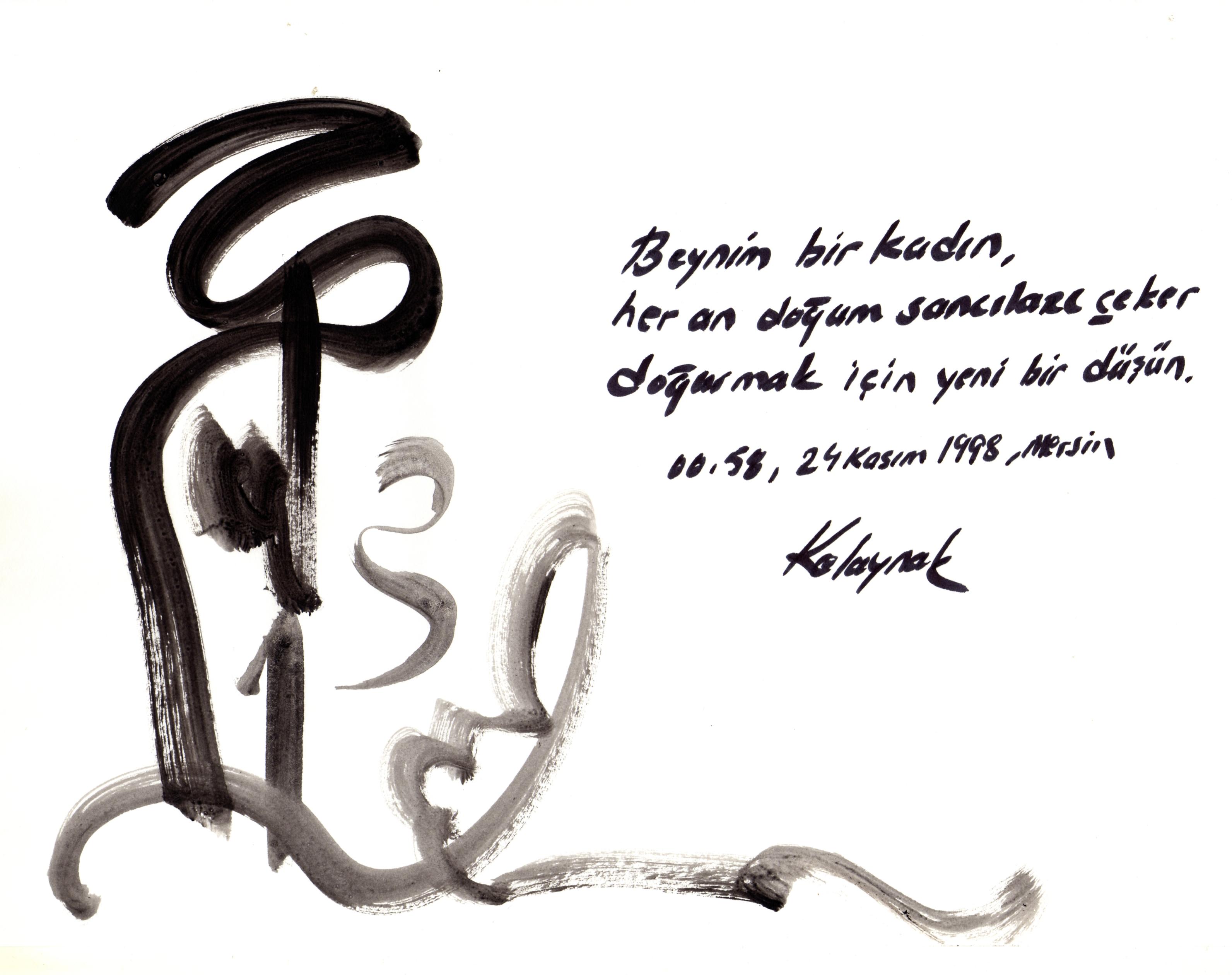 12-BEYIN KADIN