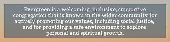 Evergreen is a welcoming, inclusive, sup