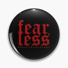 Fearless Button