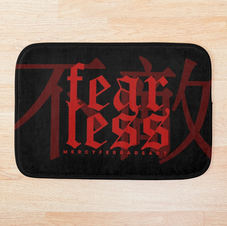 Fearless Bathmat