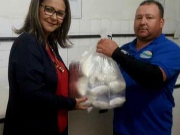 Cooperativa atendida pelo Procase realiza primeira entrega de alimentos da agricultura familiar para