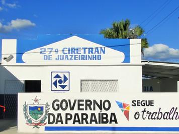 Governador João Azevêdo inaugura 27ª Ciretran em Juazeirinho