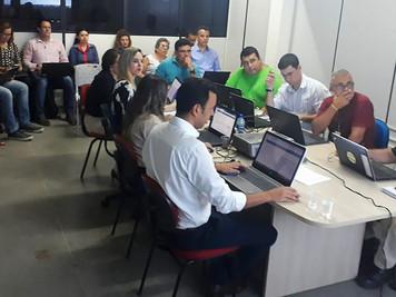 Equipe do Projeto Procase participa de capacitação sobre Sistema DATA.FIDA