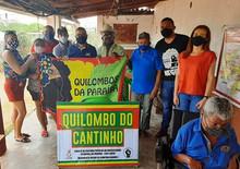 Comunidade Quilombola Paraibana Comemora 1 ano de Reconhecimento