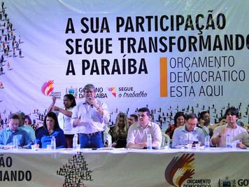 Procase marca presença nas audiências públicas regionais do Orçamento Democrático Estadual